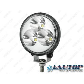 9w Motorcycle Working Lamp Led 12v Round 3 3 Anti Fog Ce Rohs Can Be Widely Used For Motorcycle Etc All Vehicle This 9w L Led Work Light Work Lamp Work Lights