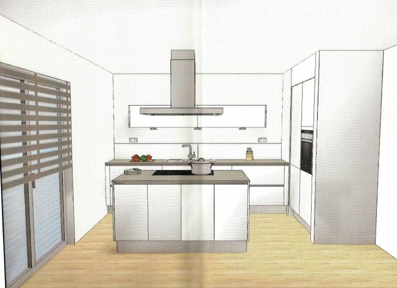 kueche mit insel 809 586 pixel aufbewahrung k che pinterest aufbewahrung k che. Black Bedroom Furniture Sets. Home Design Ideas