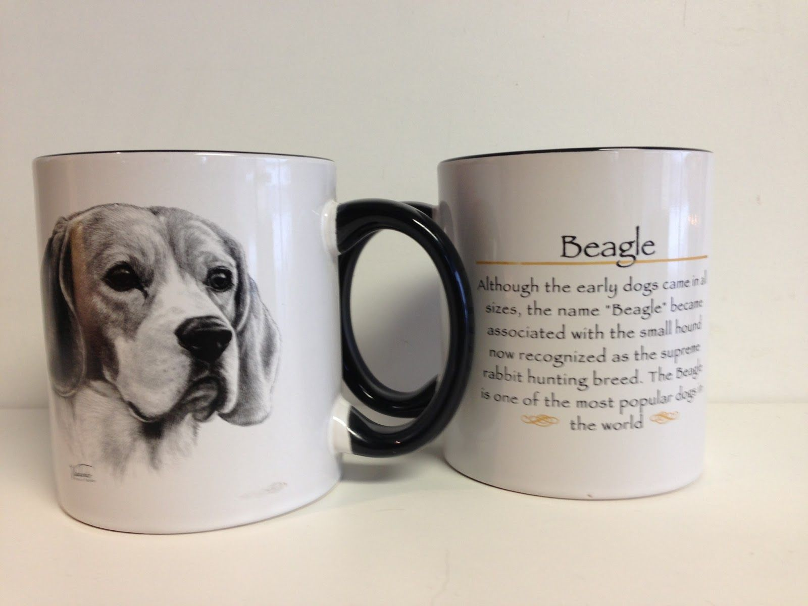 Beagle Merchandise Available Here Breed Specific Mug Beagle