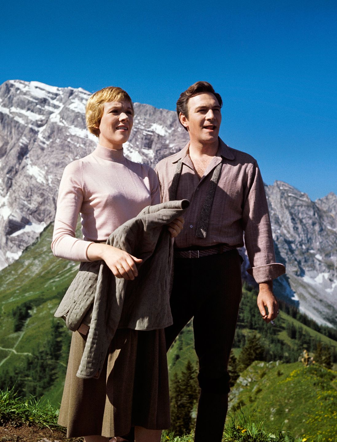 For Julie Andrews and Christopher Plummer, The Sound of