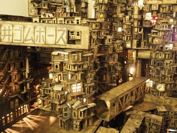 """さんてるさんはTwitterを使っています: """"ホワイトバランスを変えて撮影したもの。こちらの方がもっと廃墟っぽく見えるかも。 #第N無人居住区 http://t.co/qqU9T4tst0"""""""