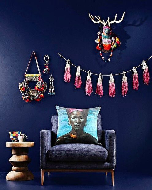 Wohnzimmergestaltung Im Trashigen Ethno Schick ( #boho #living #wohnen  #schönerwohnen #wohnwelten #inspiration #einrichtung #einrichtungstipps  #interior ...