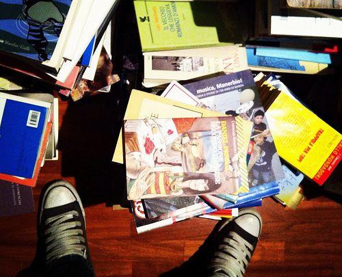 Books invasion! | Flickr - Photo Sharing!