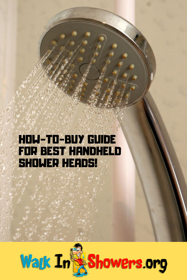 Best Handheld Shower Head Reviews In 2020 Handheld Shower Head
