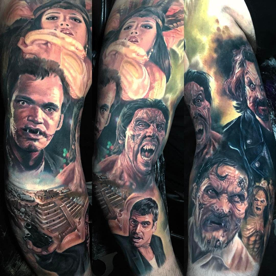 Tattoo dusk til dawn Tatuaje