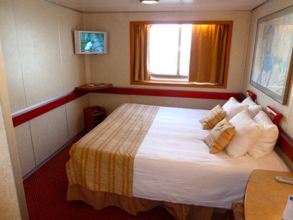 Carnival Cruise Line - Linii de croaziera  |Carnival Sensation Ocean View