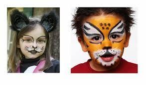 Maquillaje de Halloween para nios Ideas originales ideas