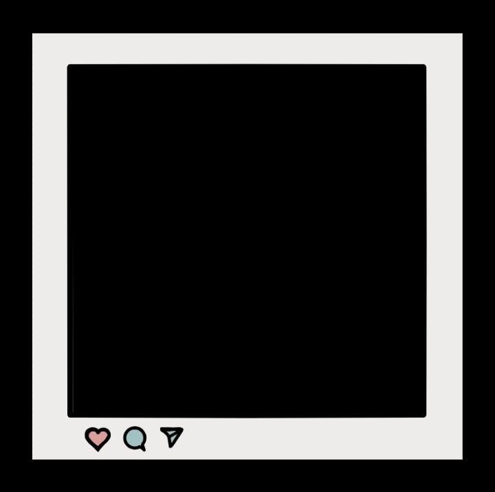 Tumblr Frame Border Instagram Photo Polaroid Freetoedit Bingkai Polaroid Bingkai Foto Bingkai