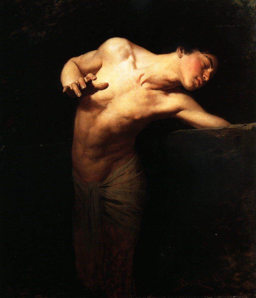 narcissus gyula bencz atilde ordm r narcissus echo narcissus gyula benczatildeordmr 1881