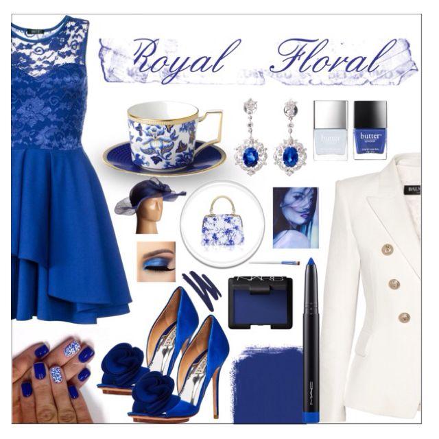 Royal Floral