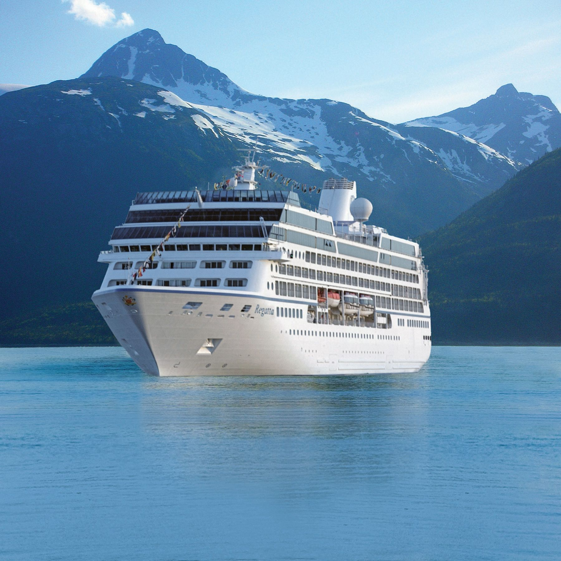 Regatta Oceania Cruises Cruzeiros Oceania My Favorite Cruise - Oceania regatta cruise ship