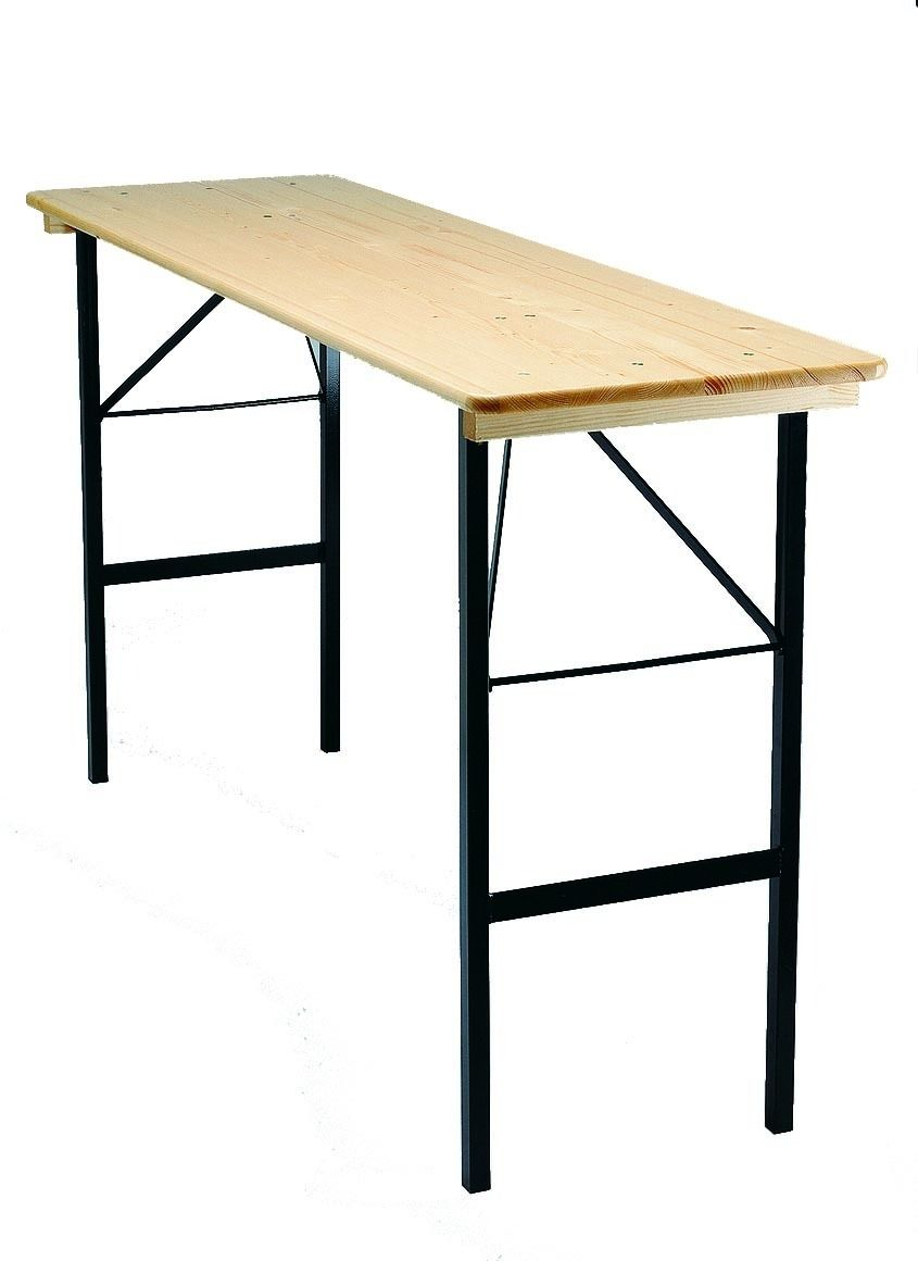 Amazing Bar Height Folding Table Adjustable