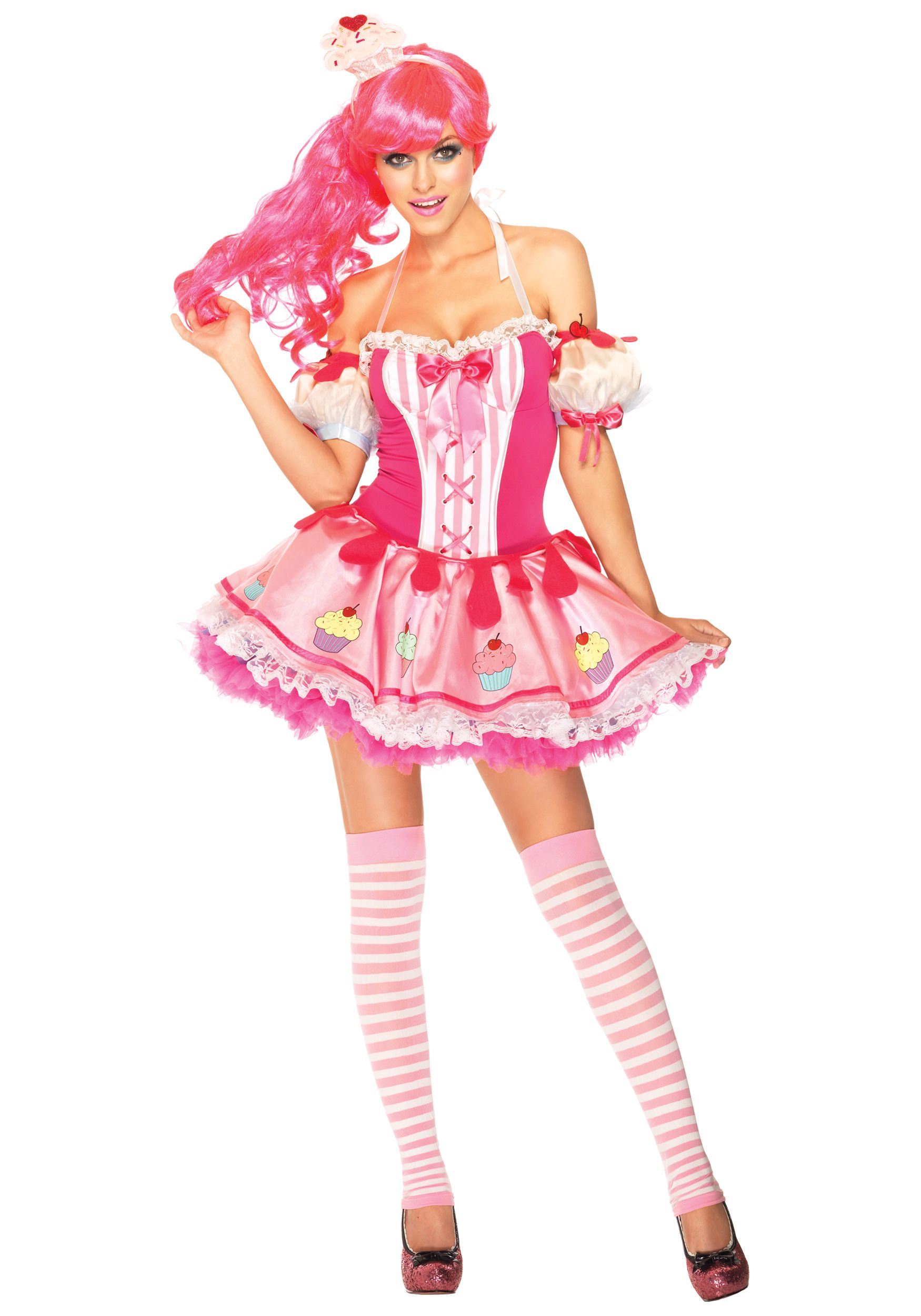 Cupcake Costume I want something like this for Halloween