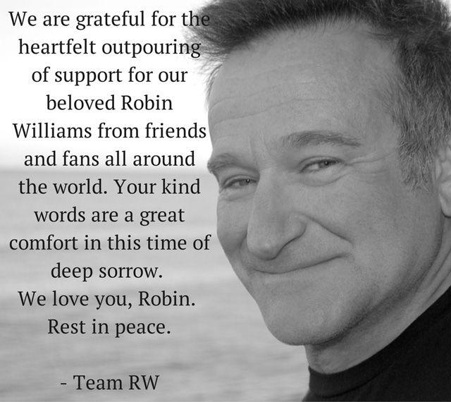 Breaking Robin Williams Dead Age 63 Robin Williams Quotes Robin Williams Robin Williams Death