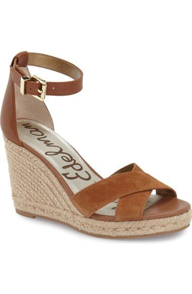 3208d898fe5 Sam Edelman  Brenda  Espadrille Wedge Sandal (Women) available at  Nordstrom