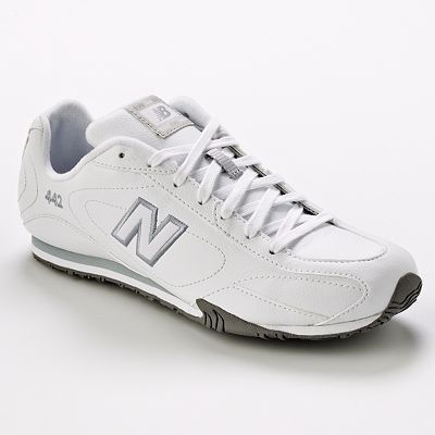fbb55225a5a New Balance 442 Low-Profile Athletic Shoes - Women Favorite work shoe .
