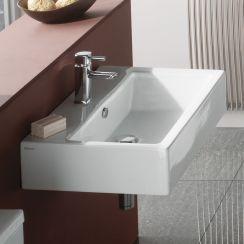 Wall Mounted Bathroom Sink  Bathroom Ideas  Pinterest  Wall Inspiration Small Bathroom Sinks Uk Inspiration