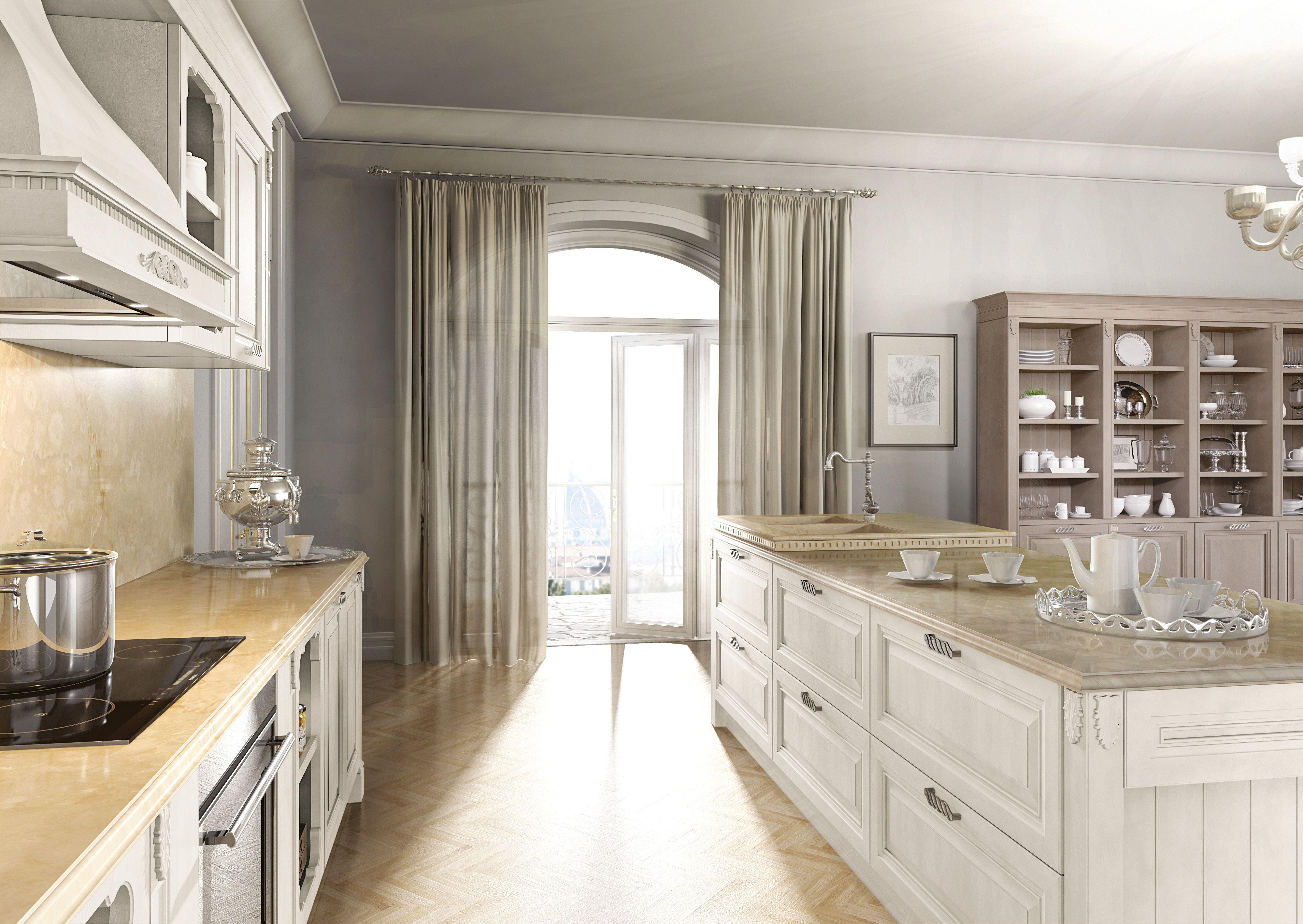 Berloni Cucina Florence | dream kitchen | Pinterest | Cucina e Cucine