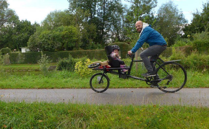 modischer Stil Original Kauf Online-Shop the omnium cargo bike is now a kids-carrier | kid carrier
