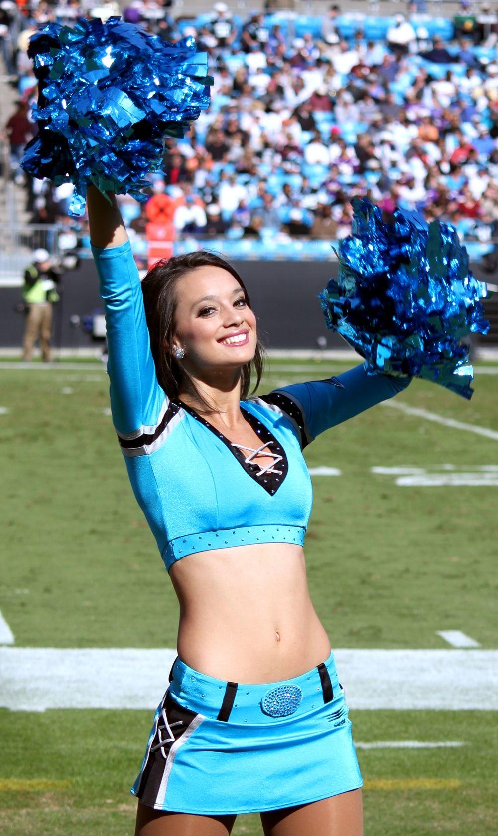 Ultimate Cheerleaders » Carolina Panthers  d879d2836