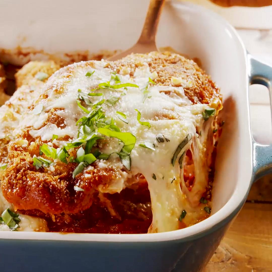 Best Chicken Parm Ever #healthyfood