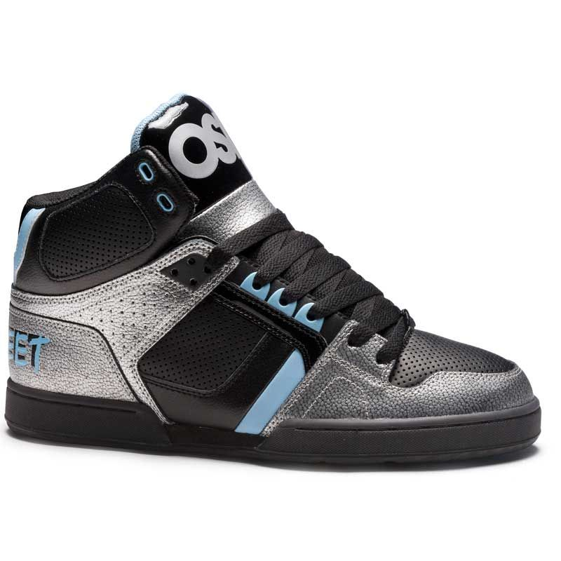 15c4390566 Limited Edition H-Street/Osiris shoe. NYC 83 | 1130 | SILVER/BLUE/RR-ALLEN