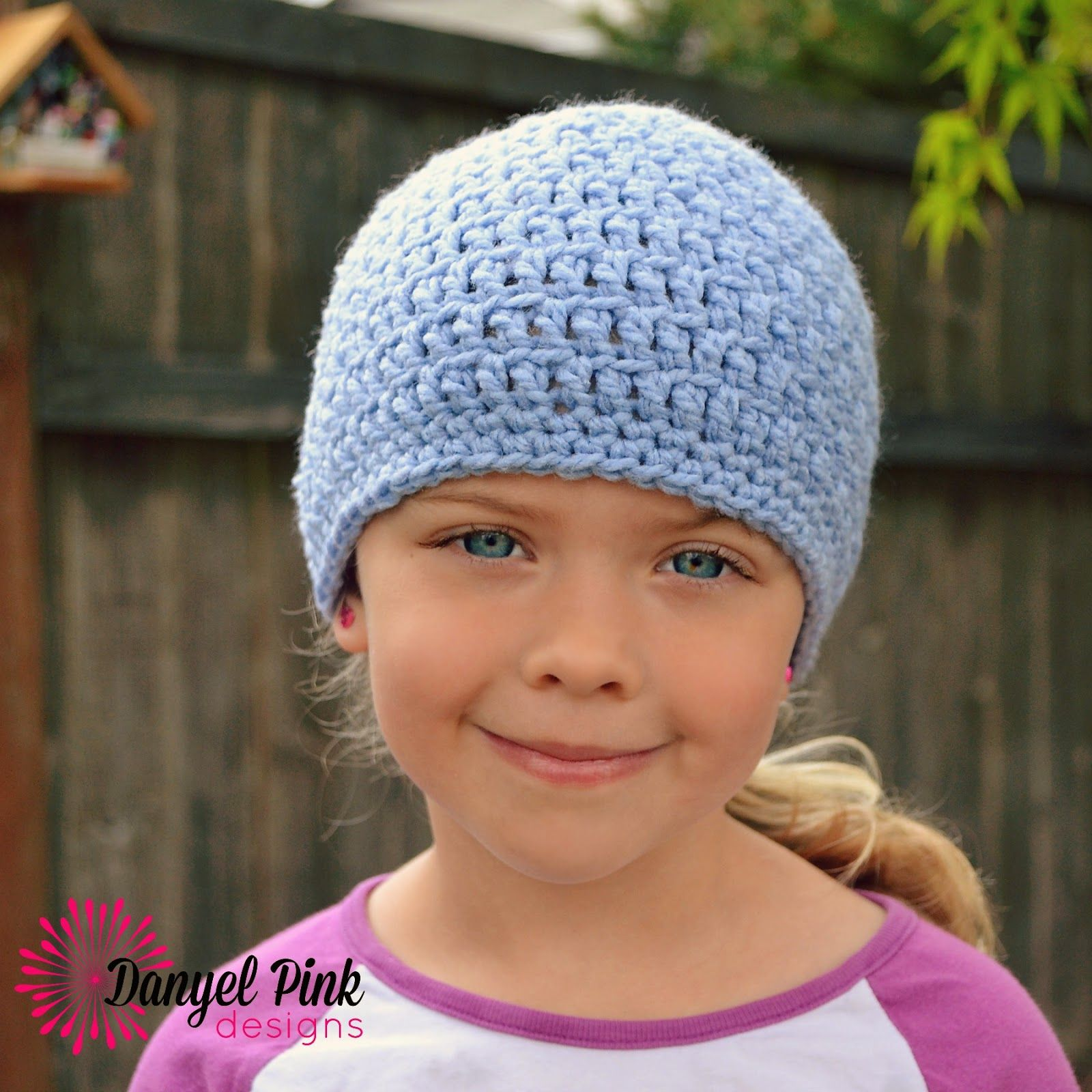 Danyel pink designs crochet pattern perfect dc beanie crafty perfect dc beanie free crochet pattern in 6 sizes by danyel pink designs bankloansurffo Gallery