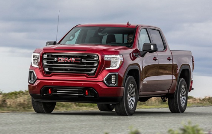 2020 Gmc Sierra Hd Denali Changes Colors Concept Interior In