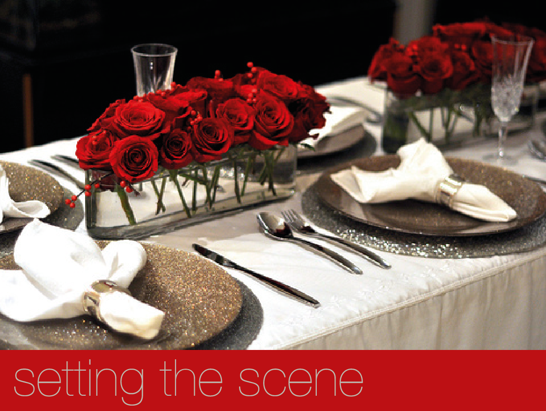 tablescapes and romantic on pinterest - Valentine Dinner Party Ideas