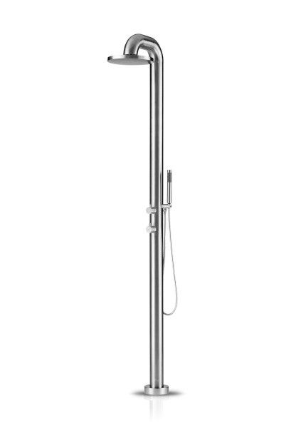 Jee O Fatline Series Shower 02th Freestanding Shower Mixers With Rain Shower Head Hand Shower And Thermostatic Rain Shower Head Shower Heads Outdoor Shower