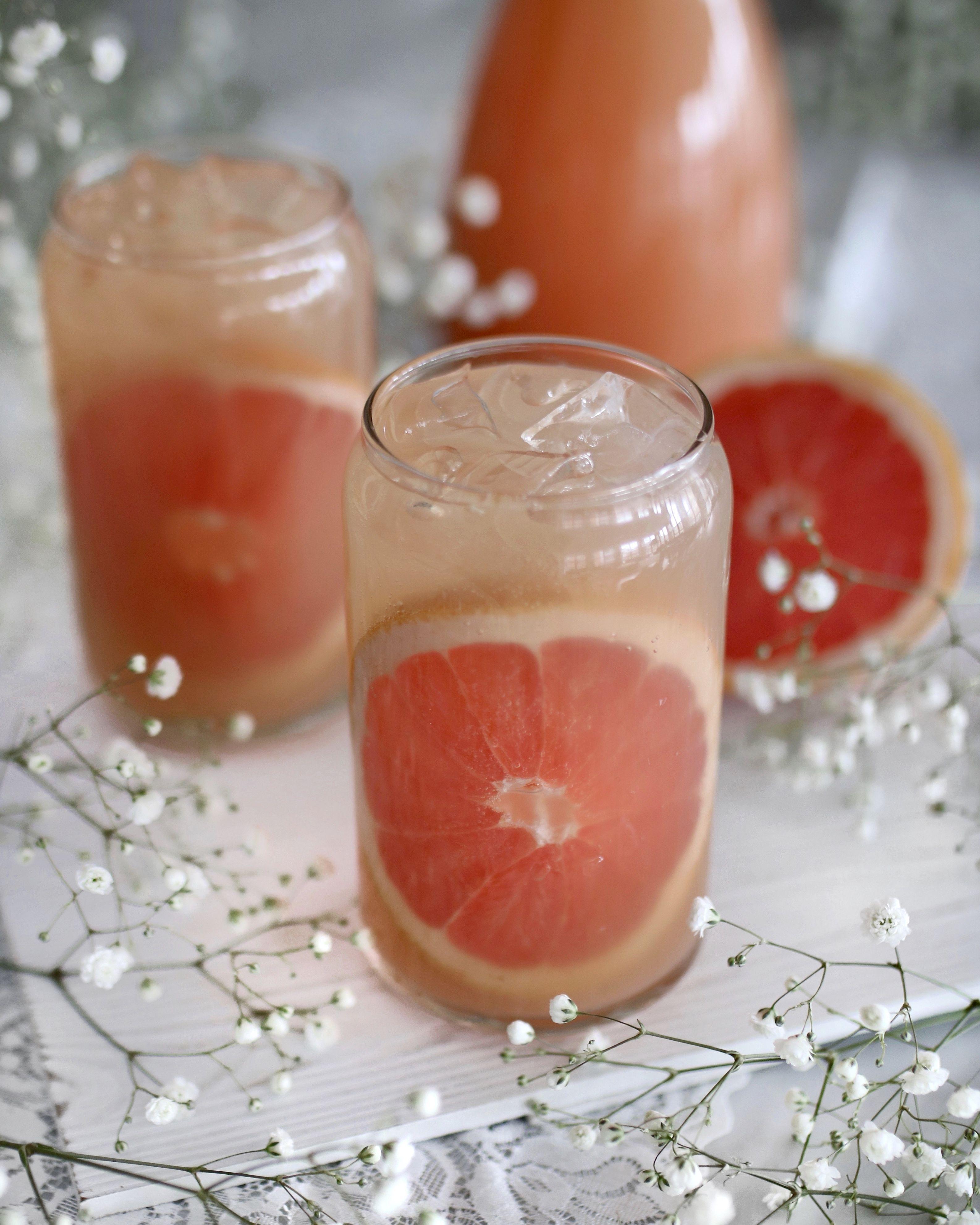 Grapefruit Vodka Soda Recipe At Be Mixed (With Images