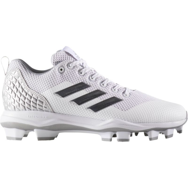 3a1a9aaf8 adidas Men s Poweralley 5 Baseball Cleats