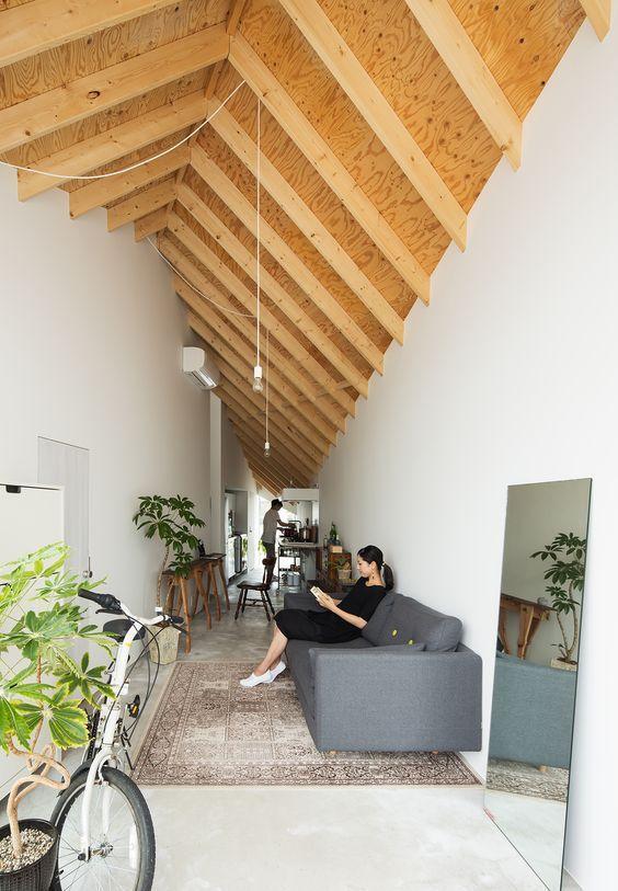 Smalle woonkamer inrichten | Architecture, Architecture design and Arch