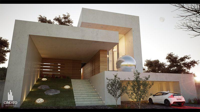 El palomar 273 by creato arquitectos buenas ideas - Arquitectos casas modernas ...