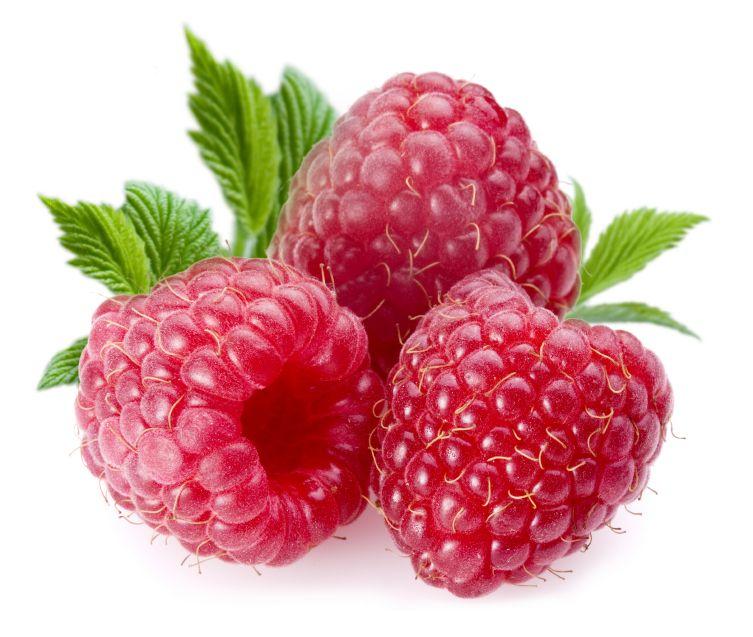 Rasberries Frutas Frutas Y Verduras Cetonas De Frambuesa