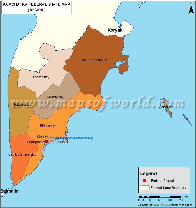 Kamchatka Peninsula On World Map.Breaking News Magnitude 7 8 Earthquake Off Russia S Kamchatka