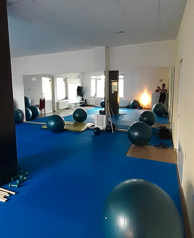 Prostor Za Najam U Ivanic Gradu Studio Za Pilates Iskorak Pilates Studio Ball Exercises