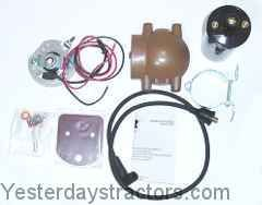 Ford 8N Electronic Ignition Conversion Kit 12V Negative