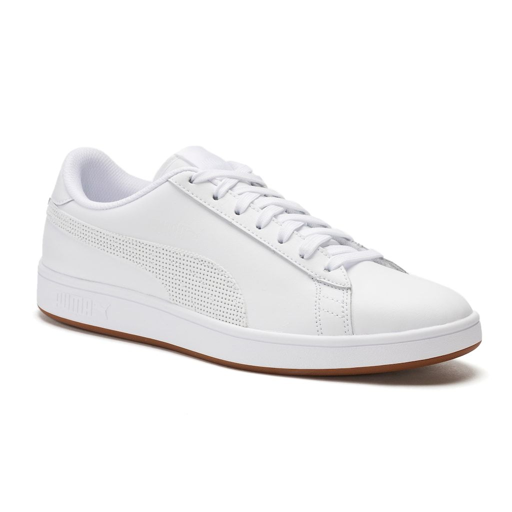 pretty nice 27547 39819 PUMA Smash V2 Women s Leather Sneakers, White