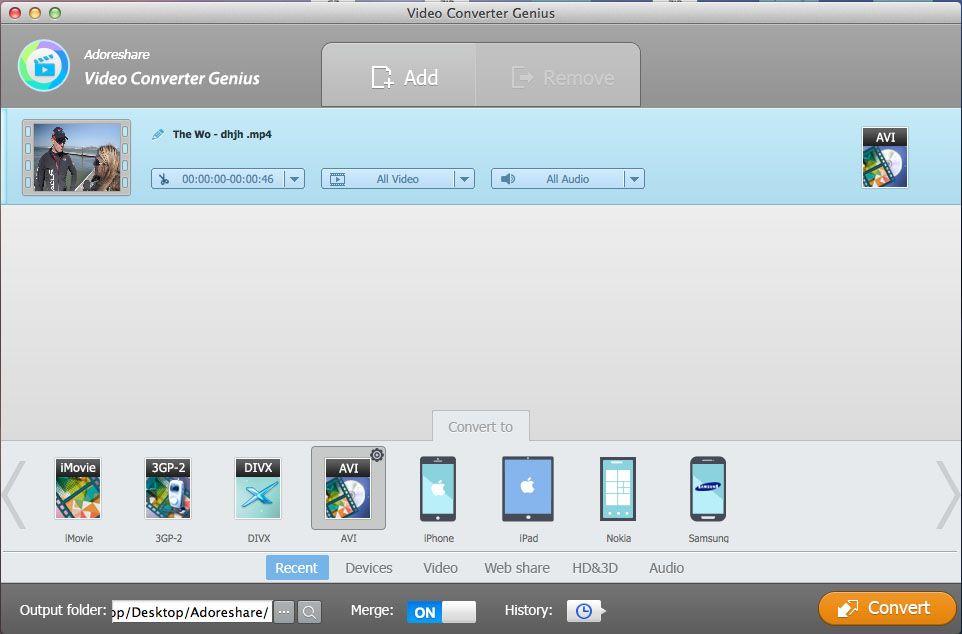 convert mov to mp4 free mac