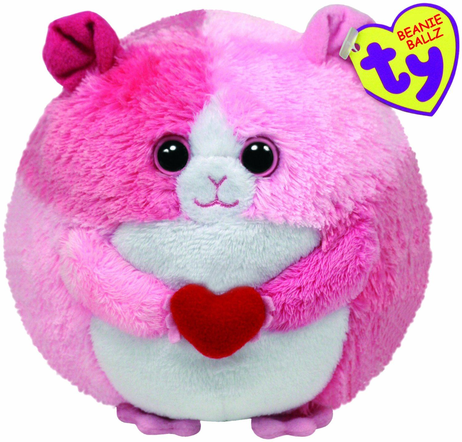 Fluffy and round these are the collectable Ty Beanie Ballz. 3499021b630b