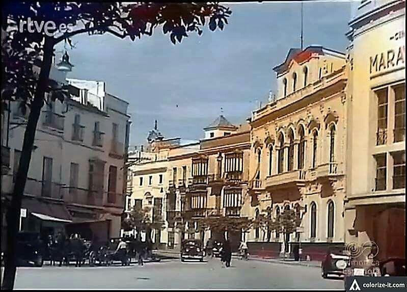 Calle Larga y Cine Maravillas.