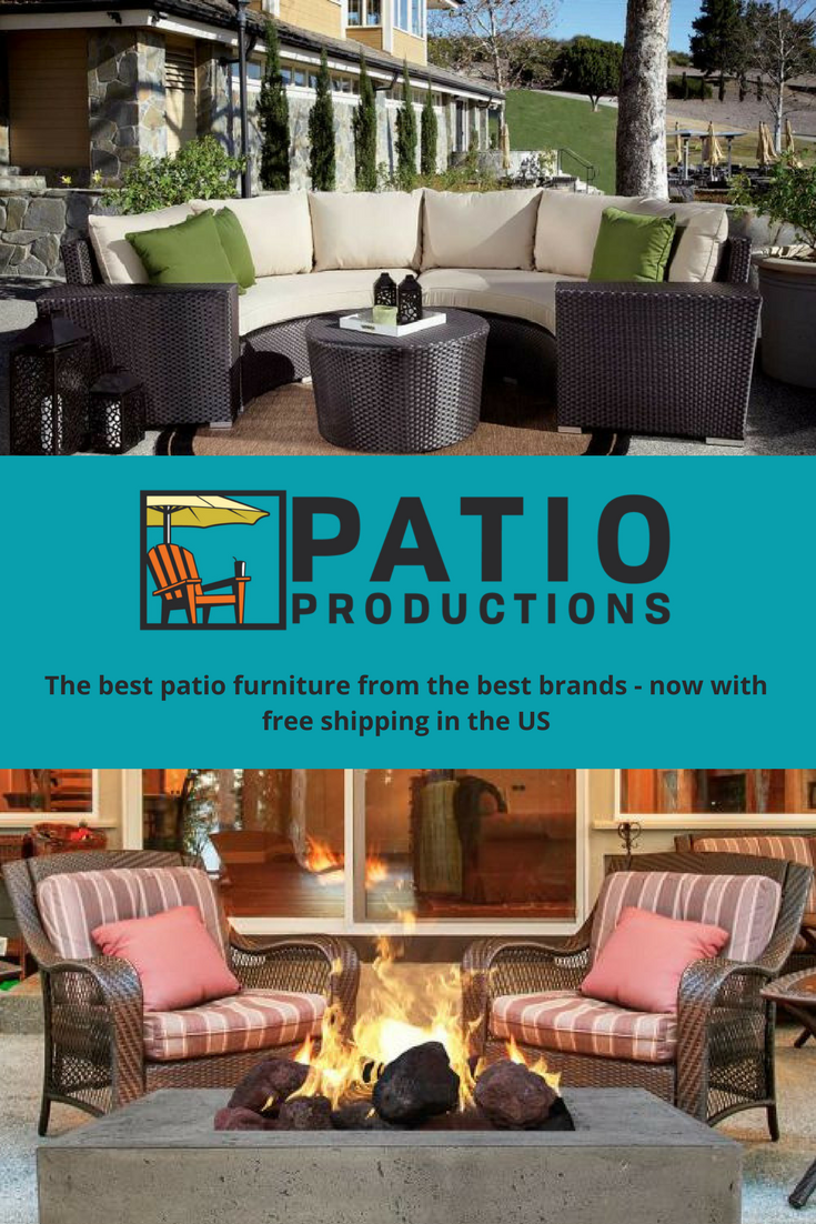 Patio Productions. Shop Your Patio Collections Today. The Best Patio  Furniture From The Best Brands. Now With Free Shipping In The US.