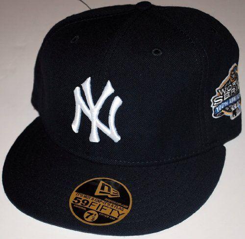 New York Yankees Hat Cap New Era World Series 100th Anniversary Fitted 7 1 4 New Era 24 99 New York Yankee Hat Yankees Hat New York Yankees