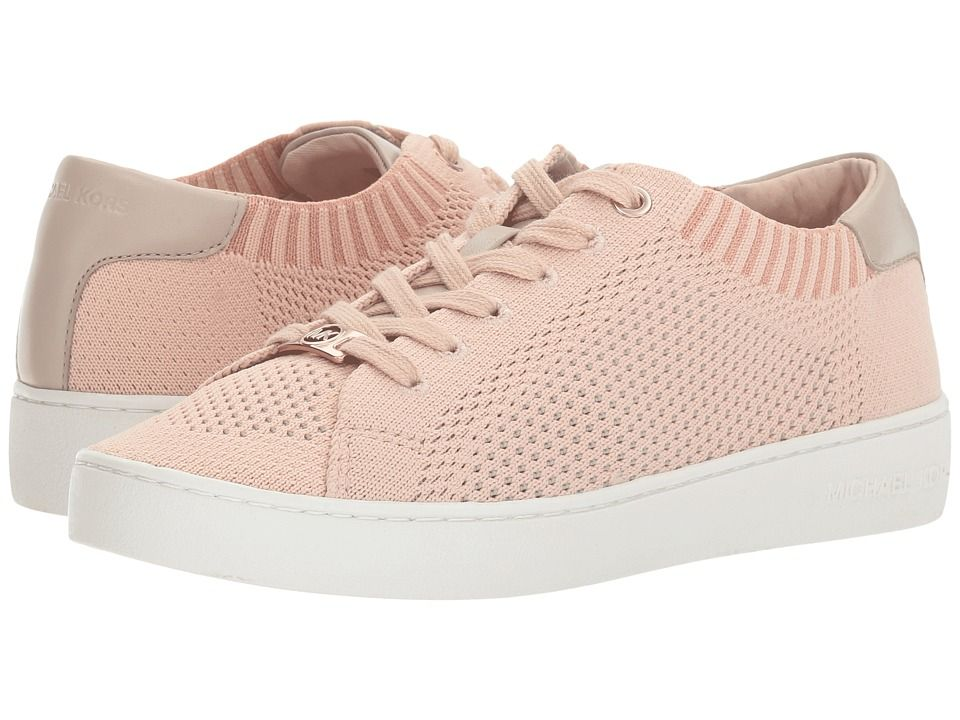 5e268b21d3209 MICHAEL MICHAEL KORS MICHAEL MICHAEL KORS - SKYLER LACE-UP (SOFT PINK SOFT  KNIT SUPREMA NAPPA SPORT) WOMEN S SHOES.  michaelmichaelkors  shoes