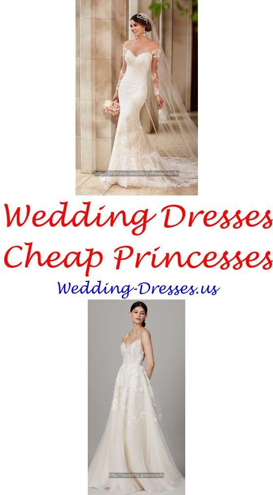 Wedding Dresses Princess Corset