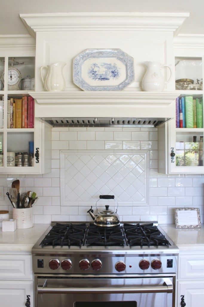 no back on stovesame subway tile insert