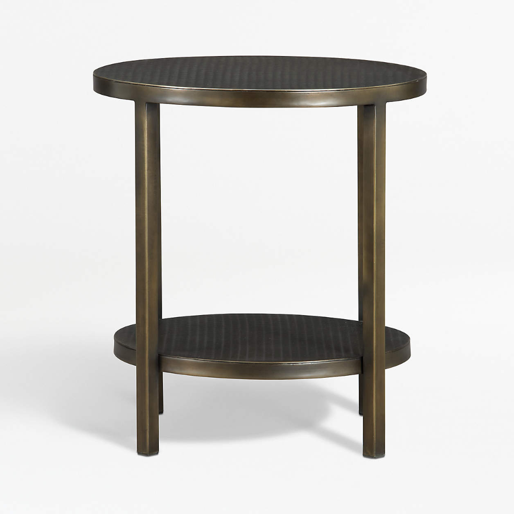 Echelon Round Side Table Reviews Crate And Barrel Round Side Table Side Table Coffee Table Crate And Barrel [ 1000 x 1000 Pixel ]