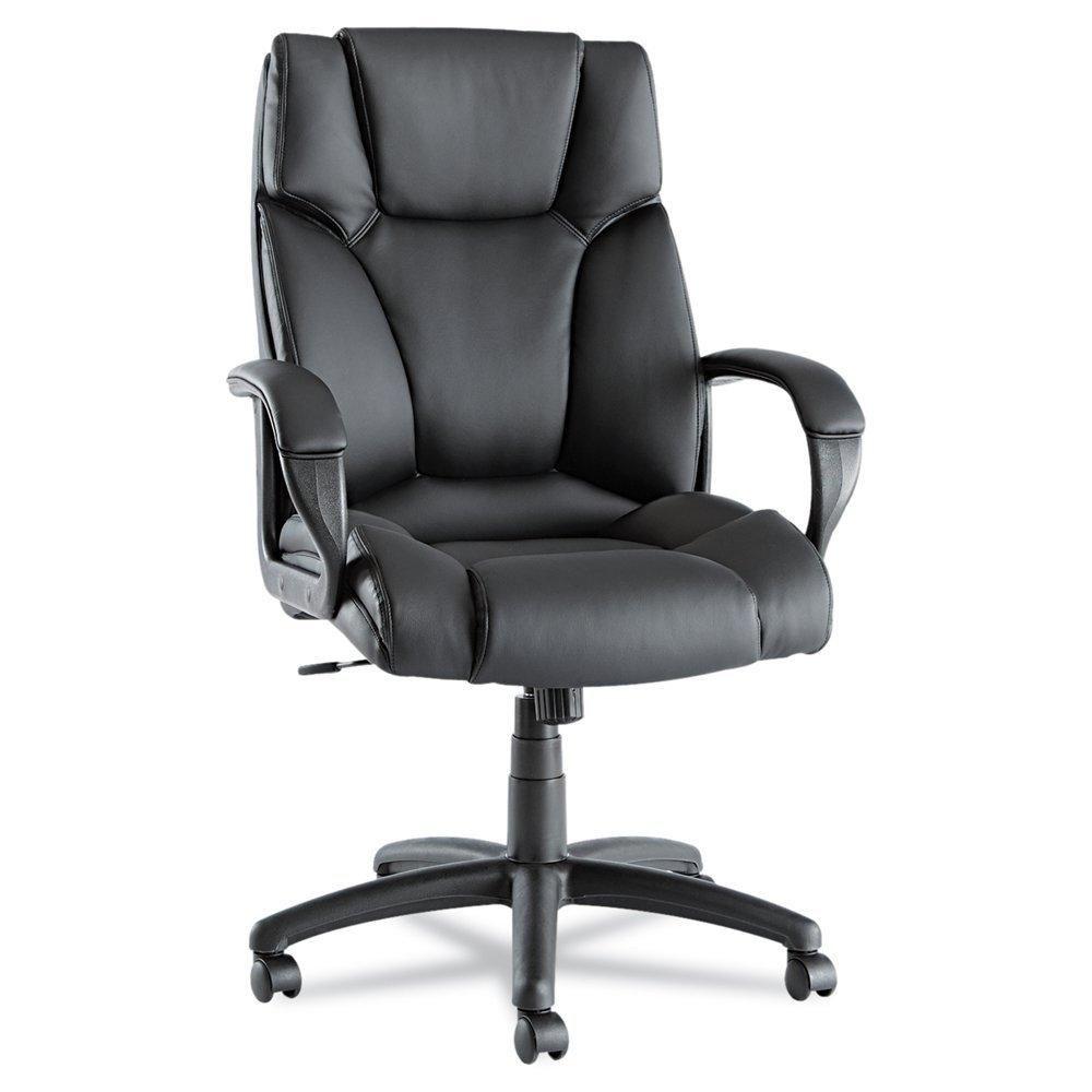 high back swivel tilt black soft touch leather office chair pretty rh pinterest com