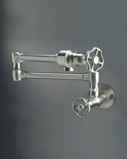 Steam Valve Original Pot Filler Faucets by Jaclo | KITCHEN ...